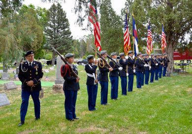 Memorial-Day at Roselawn Cemetery